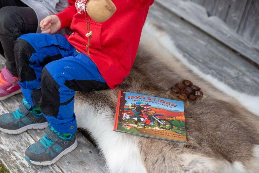 Barnböcker om naturen