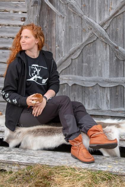 Ekologsika damkläder från Lappland