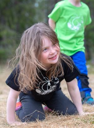 Ekologiska barnkläder- T-shirts