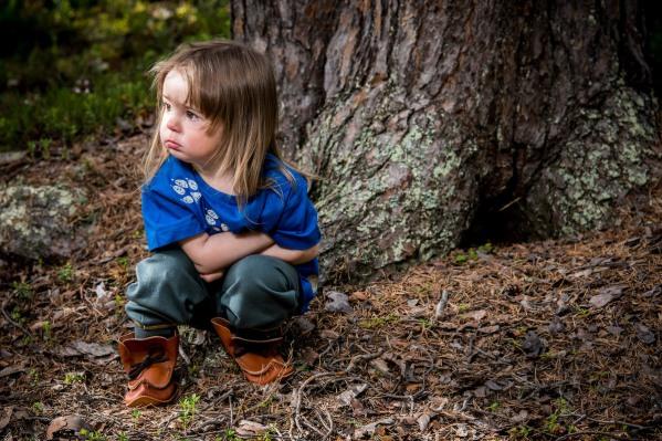 Ekologiska barnkläder med tryck.